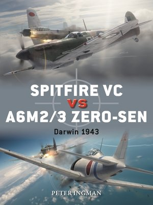 cover image of Spitfire VC vs A6M2/3 Zero-sen