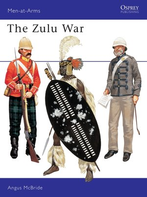 cover image of The Zulu War