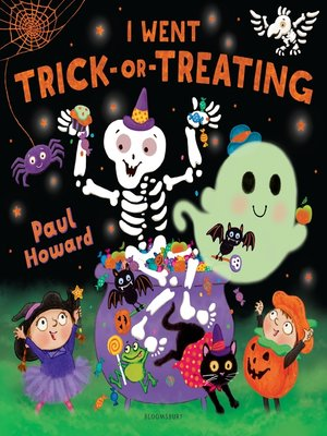 cover image of I Went Trick-or-Treating