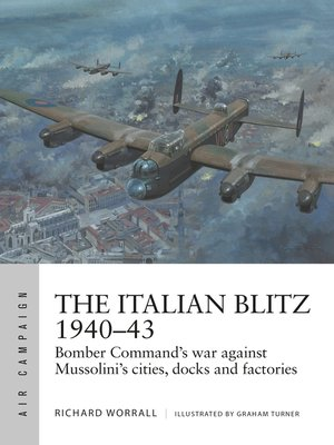 cover image of The Italian Blitz 1940–43
