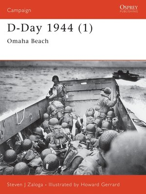 cover image of D-Day 1944 (1)