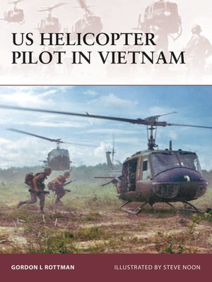 cover image of US Helicopter Pilot in Vietnam