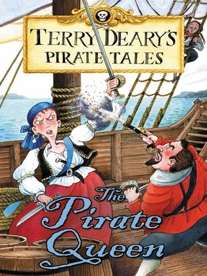 cover image of The Pirate Queen