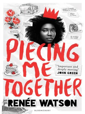 cover image of Piecing Me Together