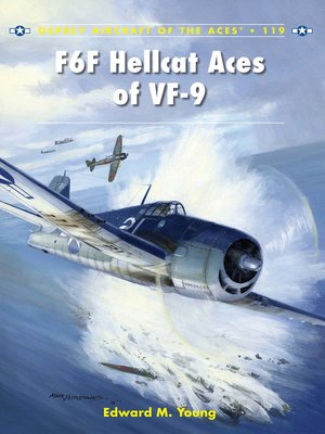cover image of F6F Hellcat Aces of VF-9