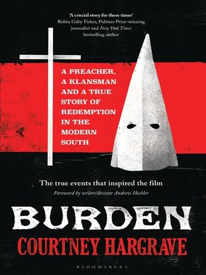 cover image of Burden
