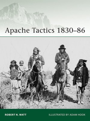 cover image of Apache Tactics 1830-86