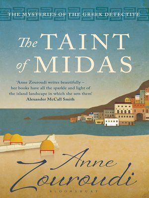 cover image of The Taint of Midas
