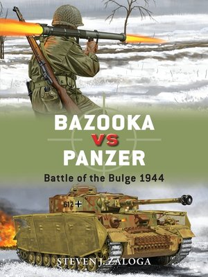 cover image of Bazooka vs Panzer