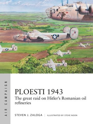 cover image of Ploesti 1943