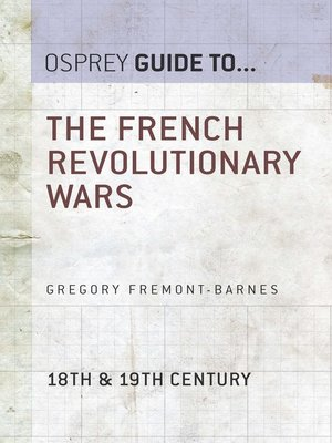 cover image of The French Revolutionary Wars