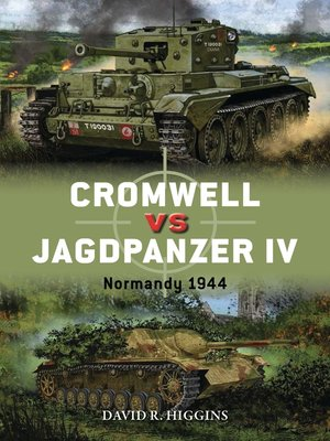 cover image of Cromwell vs Jagdpanzer IV