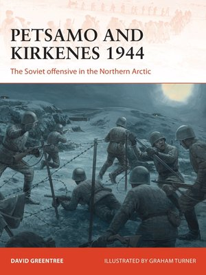 cover image of Petsamo and Kirkenes 1944