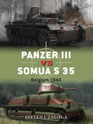 cover image of Panzer III vs Somua S 35