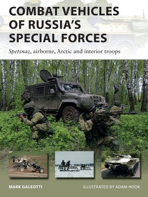cover image of Combat Vehicles of Russia's Special Forces