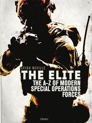 cover image of The Elite
