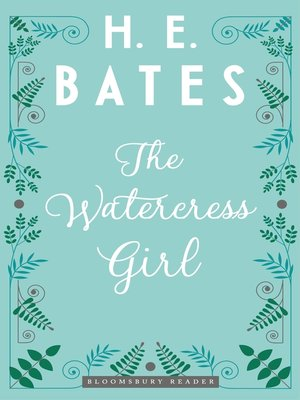 cover image of The Watercress Girl
