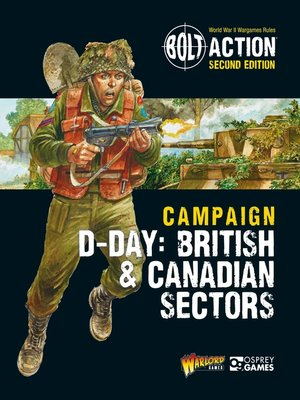 cover image of Campaign: D-Day: British & Canadian Sectors