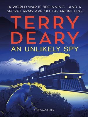 cover image of An Unlikely Spy