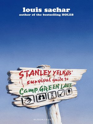 cover image of Stanley Yelnats' Survival Guide to Camp Greenlake