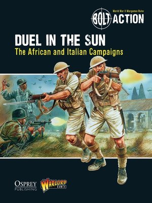 cover image of Duel in the Sun
