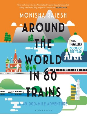 cover image of Around the World in 80 Trains
