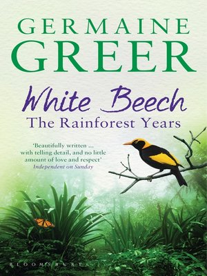 cover image of White Beech