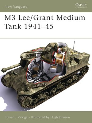 cover image of M3 Lee/Grant Medium Tank 1941-45