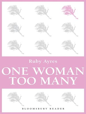 cover image of One Woman Too Many