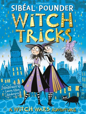 cover image of Witch Tricks