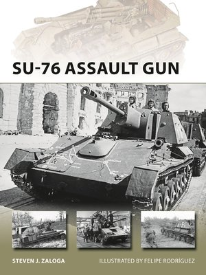 cover image of SU-76 Assault Gun