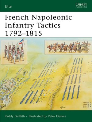 cover image of French Napoleonic Infantry Tactics 1792-1815