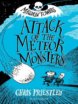 cover image of Attack of the Meteor Monsters