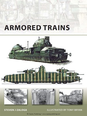 cover image of Armored Trains