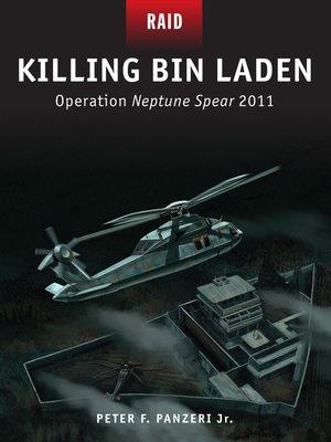 cover image of Killing Bin Laden