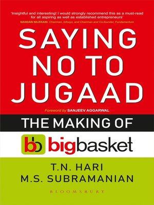 cover image of Saying No to Jugaad