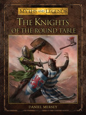 cover image of The Knights of the Round Table