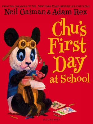 cover image of Chu's First Day at School