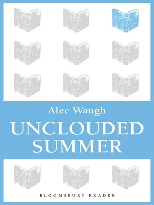 cover image of Unclouded Summer