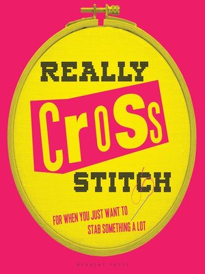 cover image of Really Cross Stitch