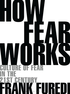cover image of How Fear Works
