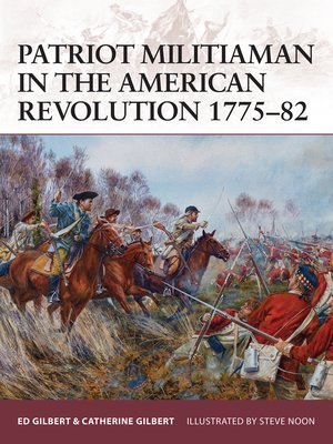 cover image of Patriot Militiaman in the American Revolution 1775–82