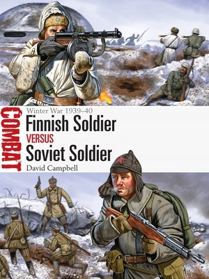 cover image of Finnish Soldier vs Soviet Soldier