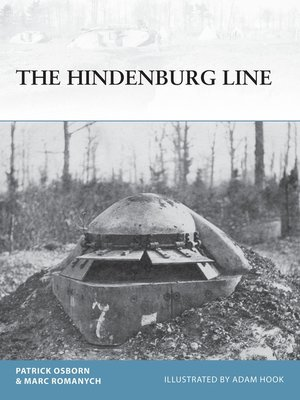 cover image of The Hindenburg Line