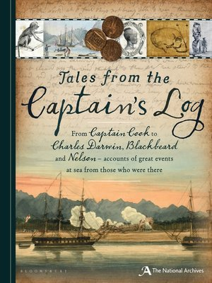 cover image of Tales from the Captain's Log