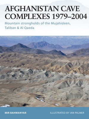 cover image of Afghanistan Cave Complexes 1979–2004