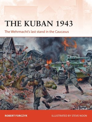 cover image of The Kuban 1943