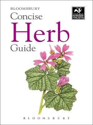 cover image of Concise Herb Guide