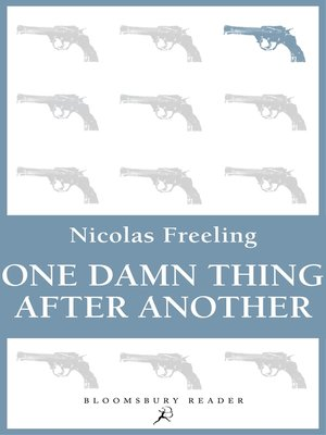 cover image of One Damn Thing After Another