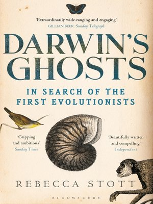 cover image of Darwin's Ghosts